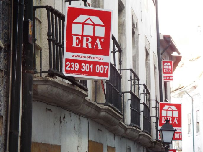 Leere Wohnungen wohin man auch schaut...
