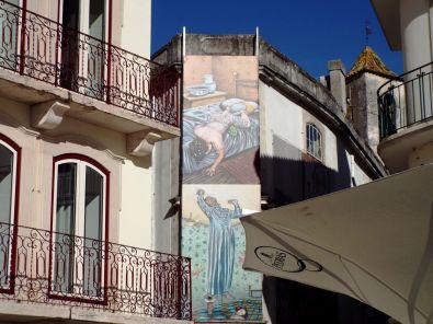 DIE Lovestory der Stadt in Plakatform