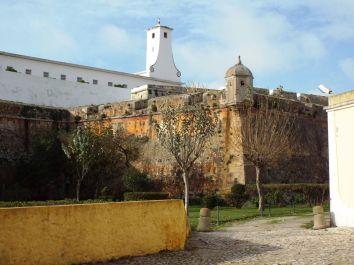 Festung von Peniche und ehemals Gefängnis unter der Diktatur Salazars