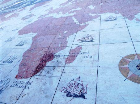 Gebietseroberungen der Portugiesen