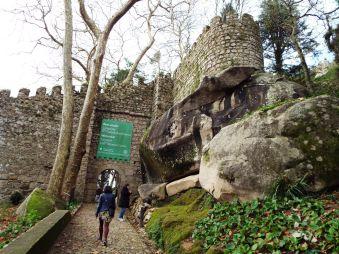 maurische Festung (Castelo dos Mouros)