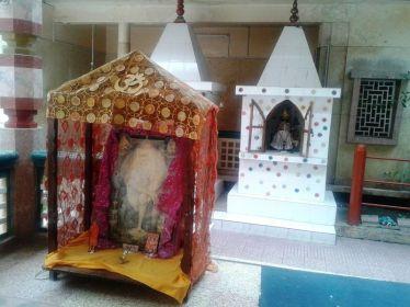Im Hindu-Tempel