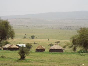 Maasai-Bomas
