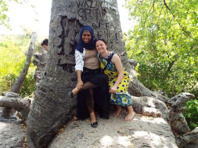 Ayda & ich