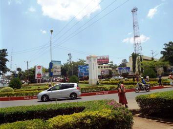 Moshi Roundabout