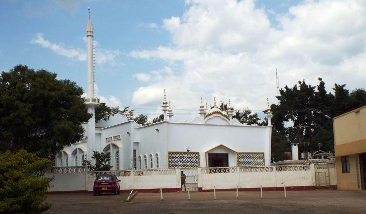 Ein Hindu-Tempel