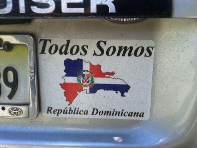 Wir sind nicht mehr Papst, sondern die Dominikanische Republik ;-)
