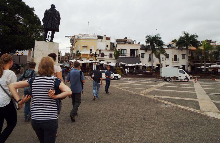 Auf in die Ciudad Colonial!