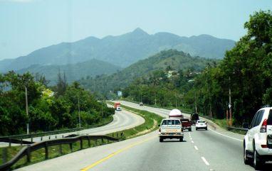 Fahrt nach Jarabaoa in die Cordillera Central
