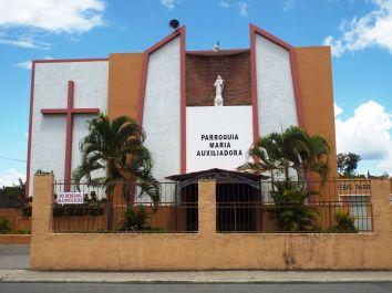 Kirche in meinem Wohngebiet
