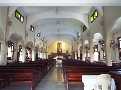 Jarabacoas Hauptkirche Iglesia Nuestra Señora del Carmen