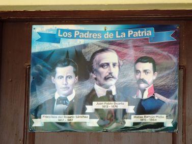 Die drei Väter der Nation