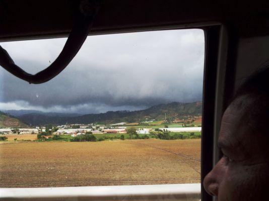 Zurück nach Jarabacoa