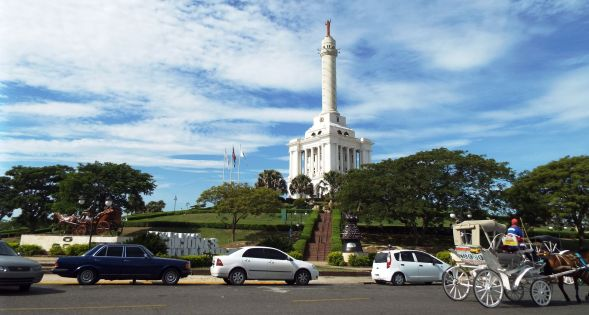 El Monumento von Santiago