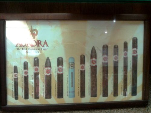 Santiago ist berühmt für Tabakanbau