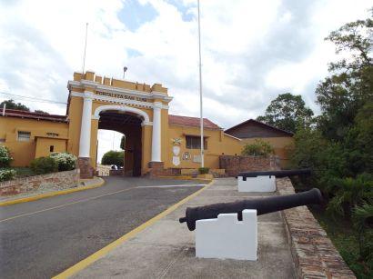 Festung Santiagos