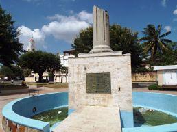 Denkmal für die Kämpfer gegen die Trujillo-Diktatur