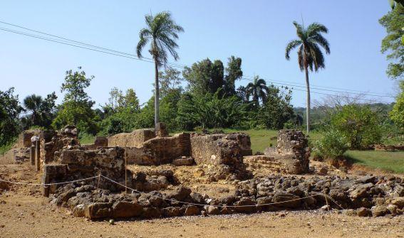 Ruinen von La Vega Vieja