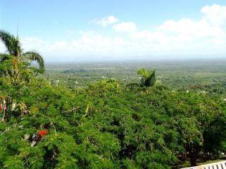 Blick ins Cibao-Tal