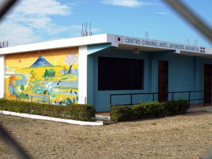 Japanisches Kulturzentrum am Rande Jarabacoas