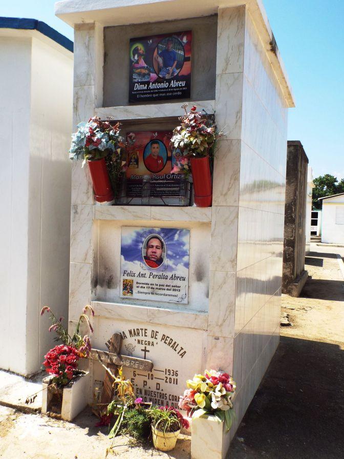 Friedhof von La Colonia
