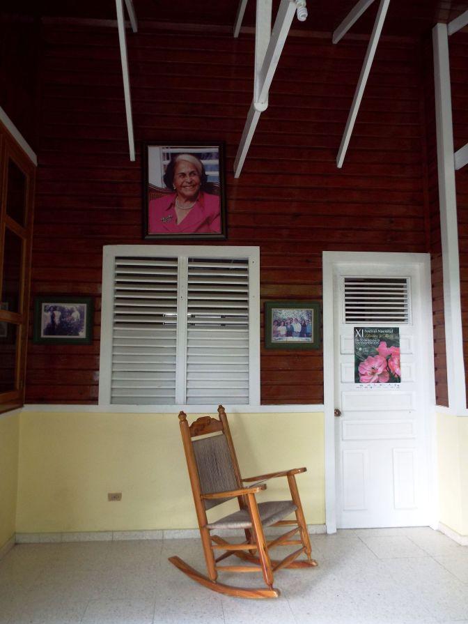 Doña Dedé - die vierte, überlebende Mirabal-Schwester