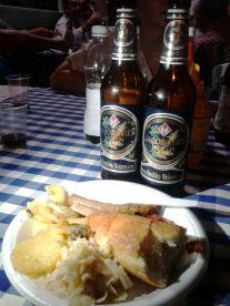 Zünftige deutsche Mahlzeit