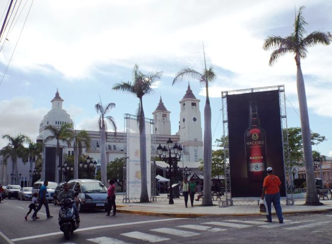 Plaza Independencia (Parque Central)