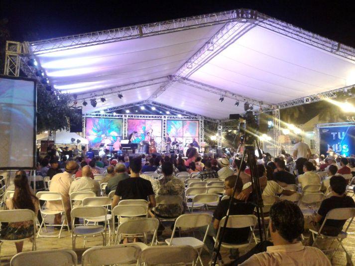 Das Jazzfestival startet!