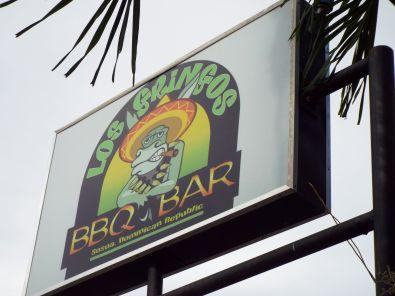 Los Gringos - von denen gibt's hier viele...
