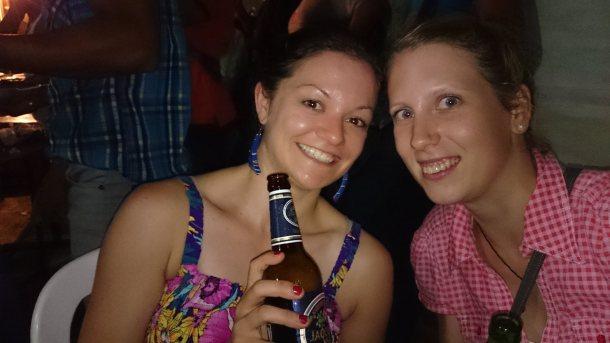 """""""Salud!"""" mit deutschem Bier!"""