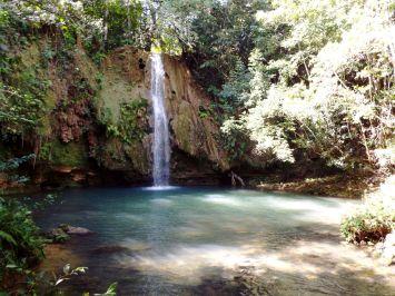 Kleiner Neben-Wasserfall