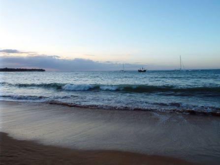 Strand von Las Terrenas