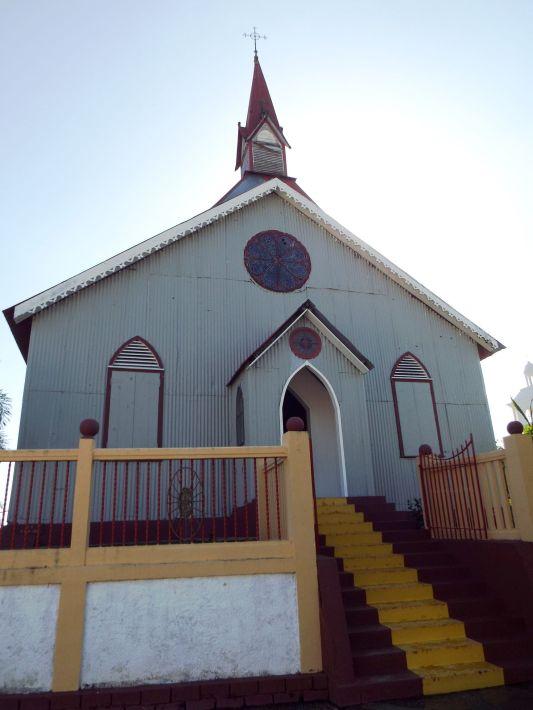 Protestantische englischsprachige Kirche