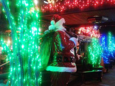 Weihnachtskitsch vom Feinsten