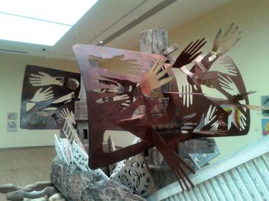 Ausstellung zu Sacha Tebó