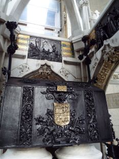 Das (angebliche) Grab des Kolumbus'