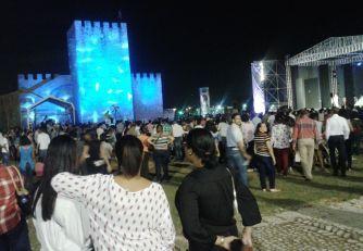Opernaufführung in der Festung Ozama