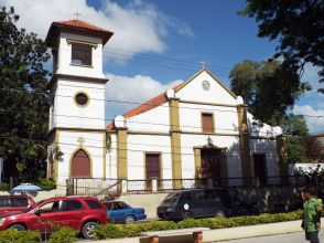 Kirche am Parque Central
