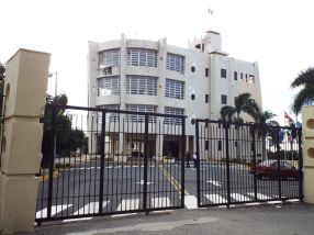 Castillo de Cerro, ein von Trujillo in Auftrag gegebenes Haus