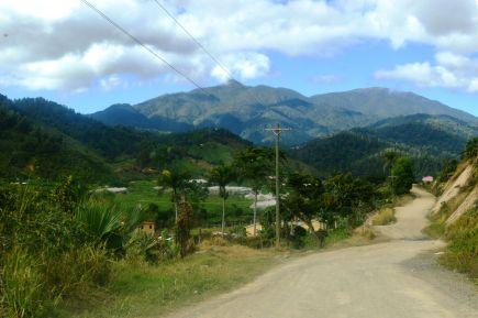 Auf dem Weg nach La Ciénaga