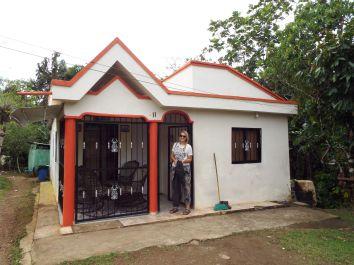 Das Haus von Paulines Gastfamilie in Los Brazitos
