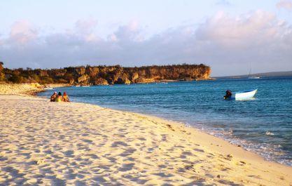 Strand von Cabo Rojo