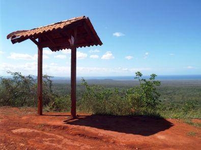 Aussichtspunkt auf dem Weg zum Hoyo de Pelempito