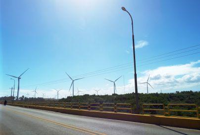 """Windpark """"Larimar"""""""