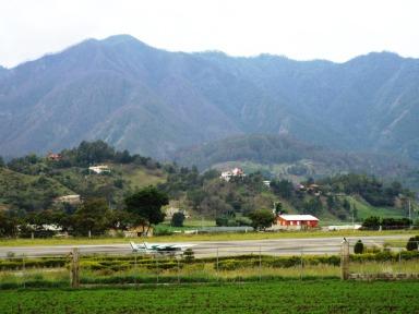 Flughafen von Constanza