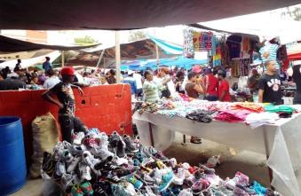 Haitianischer Markt (Pulga)