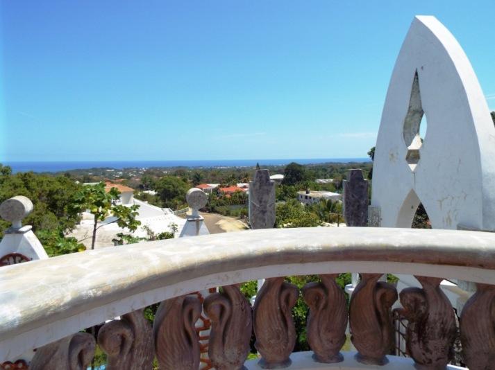 Blick auf das Meer vor Sosúa