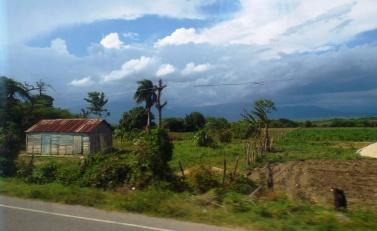 Auf dem Rückweg nach San Juan de la Maguana