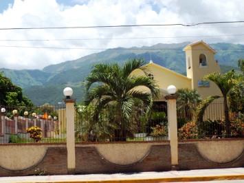Hauptkirche von La Descubierta